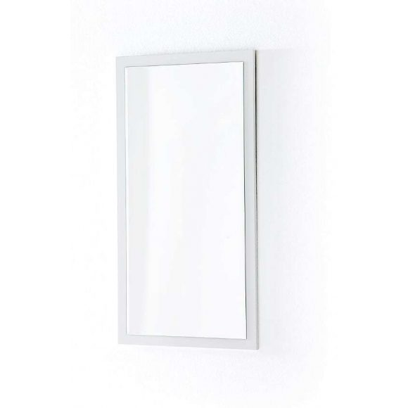 Sommer Tükör 51 x 121 cm Magasfényű Fehér