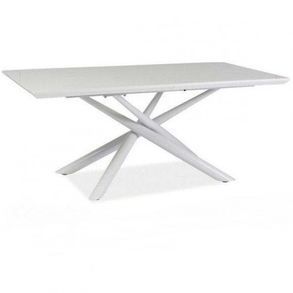 Thomas Étkezőasztal 160 - 200 cm / Fehér