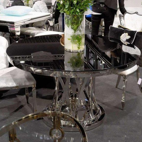 Tamara Étkezőasztal 128 cm