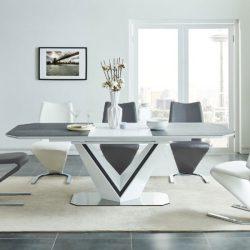 Wilson Bővíthető Étkezőasztal 160 - 220 cm / Fehér