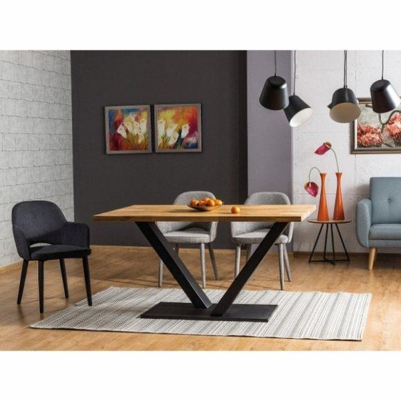 Victor Tölgyfa Étkezőasztal 180 cm