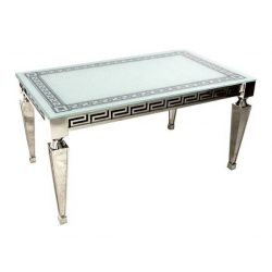 Victoria Étkezőasztal Fehér 150 cm