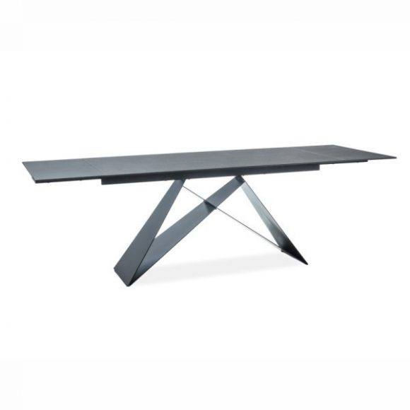 William Bővíthető Étkezőasztal 160 cm