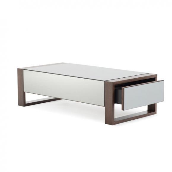 Alba tükrös dohányzóasztal 120cm