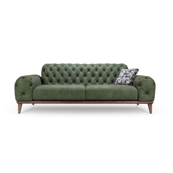 Barokko 3 személyes kanapé több színben