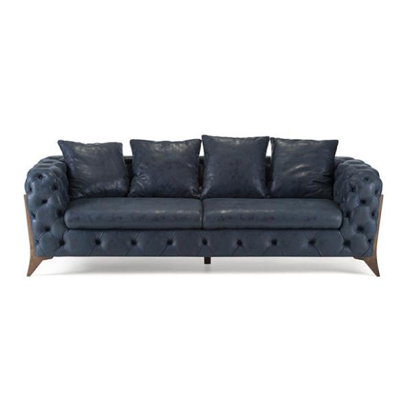 Euphoria három személyes kanapé többféle kárpittal