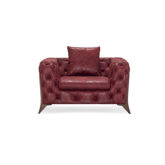 Euphoria fotel többféle kárpittal