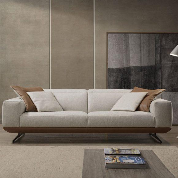 Gloria 2 személyes kanapé többféle kárpittal