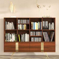 Faviola dió elegáns könyvespolc