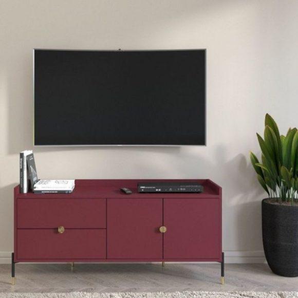 Iga vörös Tv szekrény