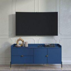 Iga tenger kék Tv szekrény