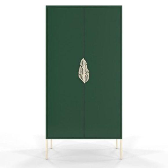 Merlin zöld szekrény