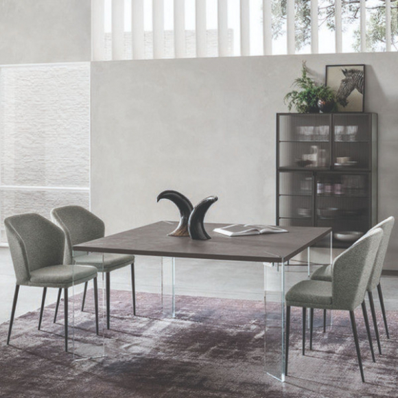 Concrete étkezőasztal több színben