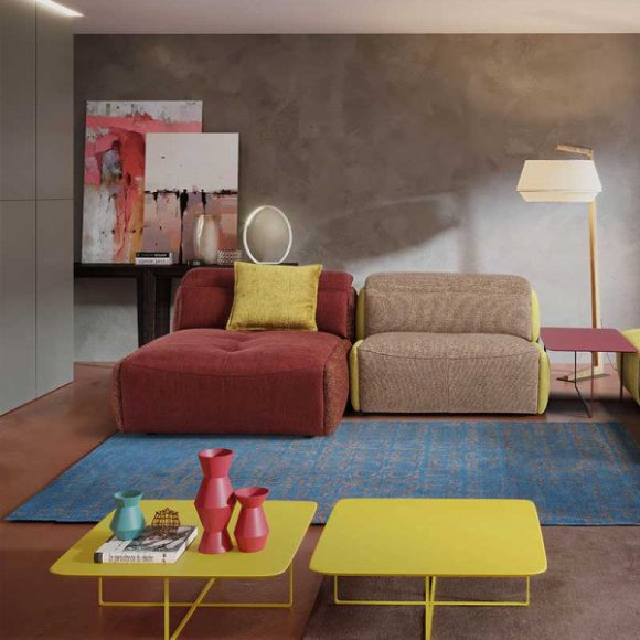 Selfy elektromos moduláris fotel több színben