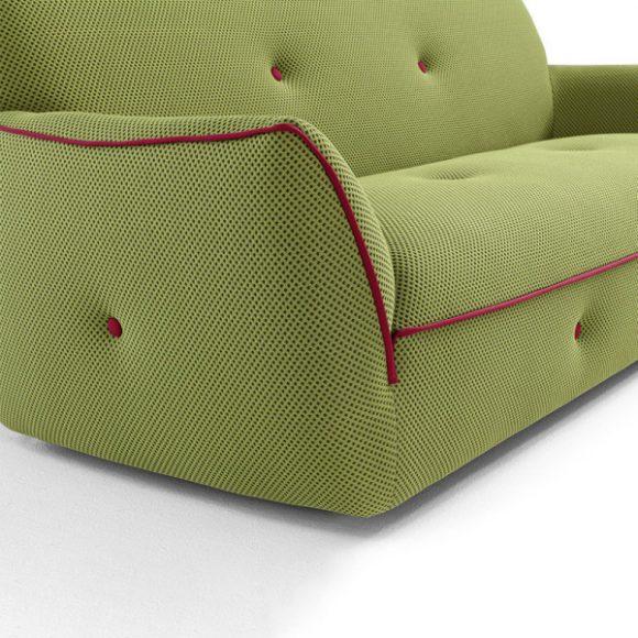 Yuki 2 személyes kanapé több színben